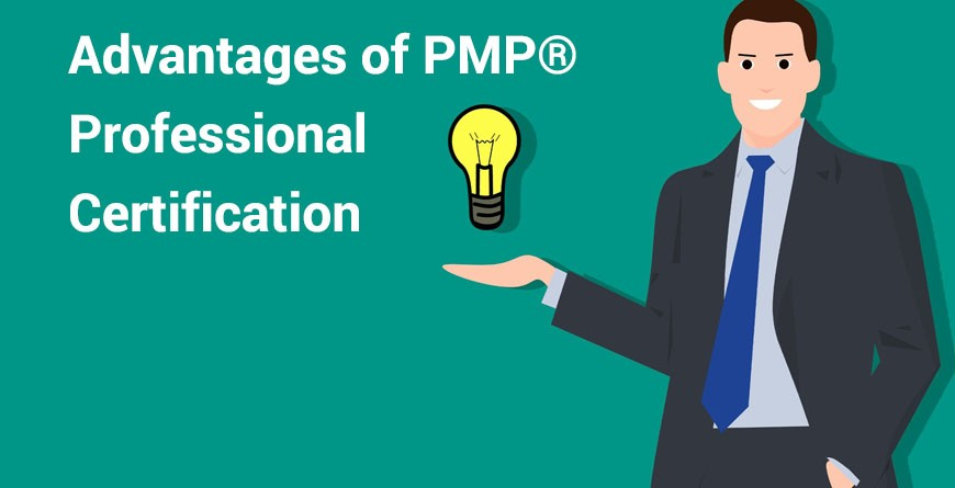 Advantages Of Pmp Professional Certification Mindsmapped